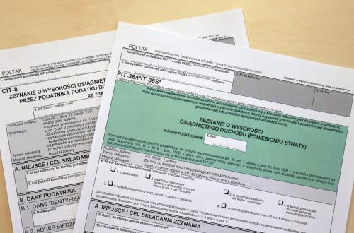 Zmiany w ustawach o PIT i CIT